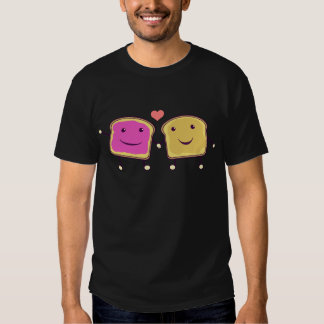 Peanut Butter and Jelly Tees