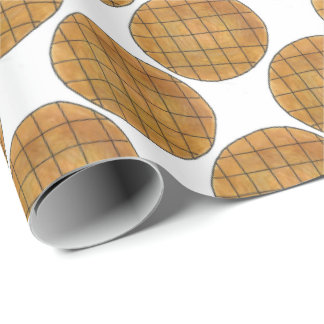 Peanut Butter Cookies Cookie Foodie Gift Wrap Wrapping Paper