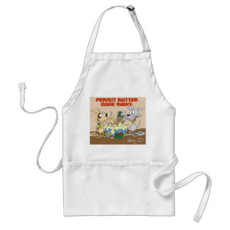 Peanut Butter Done Right Apron