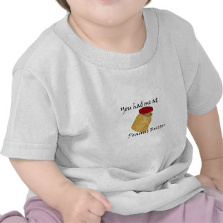 Peanut Butter is Love Tee Shirts