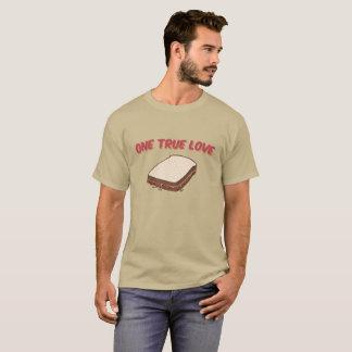 Peanut Butter & Jam Sandwich: One True Love T-Shirt
