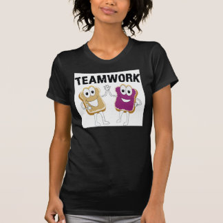Peanut Butter & Jelly Tee Shirts