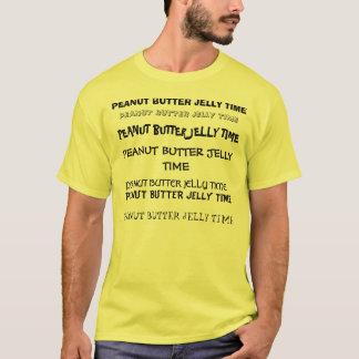 PEANUT BUTTER JELLY TIME, PEANUT BUTTER JELLY T... T-Shirt