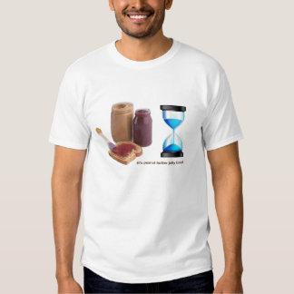 peanut butter jelly time tee shirt