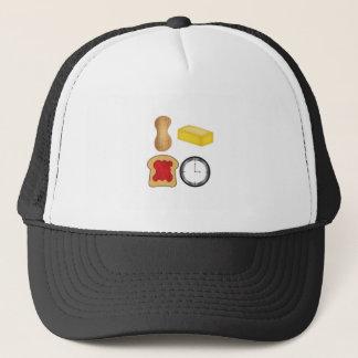 Peanut Butter Jelly Time! Trucker Hat
