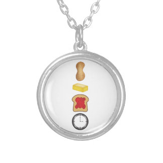 Peanut Butter Jelly Time Vertical Custom Jewelry