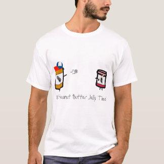 Peanut Butter Jelly With a Baseball Bat T-Shirt