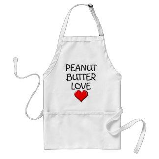 Peanut Butter Love Standard Apron