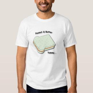 Peanut Butter Sandwich T Shirts