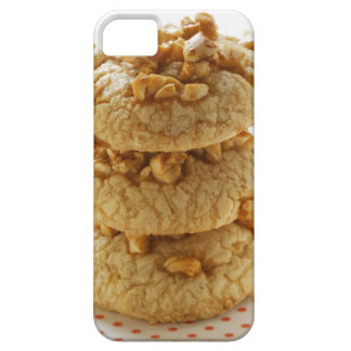 Peanut cookies in a pile iPhone 5 covers