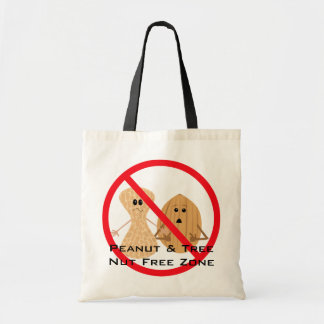 Peanut & Tree Nut Free Allergy Bag