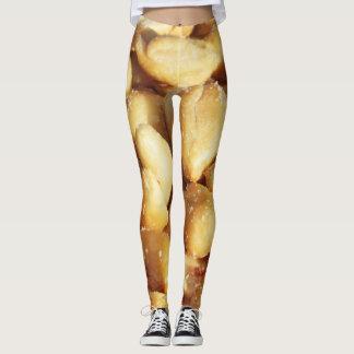 Peanuts pattern Leggings modern trendy