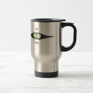 Peapod Love Travel Mug
