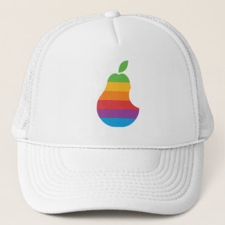 Pear Computers - Retro Apple Computers Parody Hat