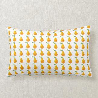 Pear fruit original pattern lumbar cushion