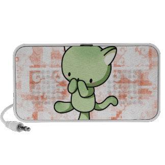 Pear Kitty Speaker System