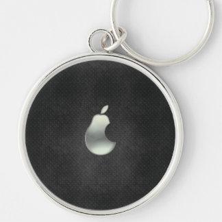 pear logo keychain