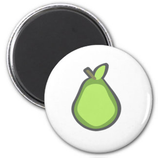 Pear Magnet