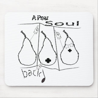 pear mouse pad
