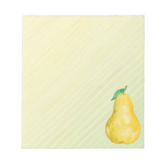Pear Notepad