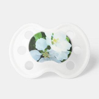 Pear tree flower pacifier