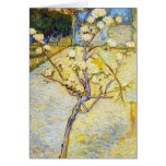 Pear Tree in Blossom Vincent van Gogh fine art Note Card