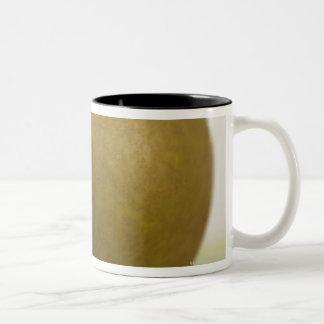 Pear Two-Tone Coffee Mug
