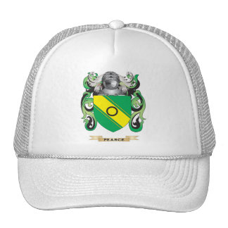Pearce Coat of Arms (Family Crest) Trucker Hat
