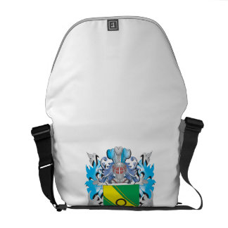 Pearce Coat of Arms - Family Crest Courier Bags