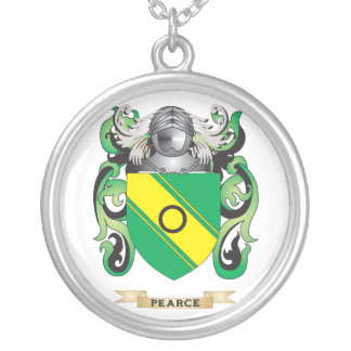 Pearce Coat of Arms (Family Crest) Necklaces