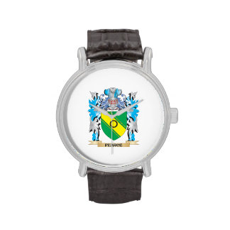 Pearce Coat of Arms - Family Crest Wristwatches