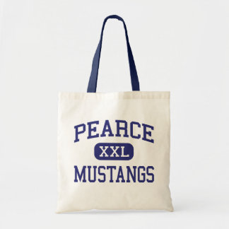 Pearce - Mustangs - High School - Richardson Texas Bags