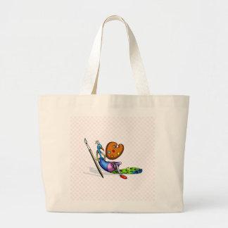 Pearce Peacock Canvas Bag