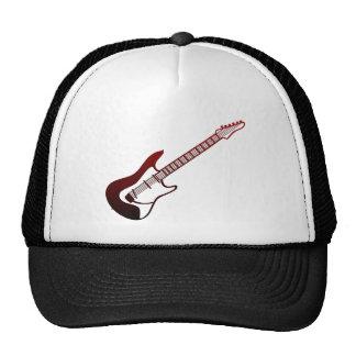 Pearl Alley Guitar Logo Hat
