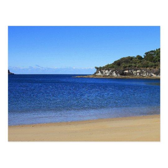pearl beach postcard