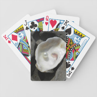 Pearl Bicycle Playing Cards