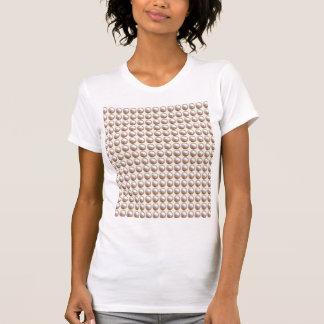 PEARL  : Cream Silken Glow Tee Shirt