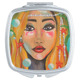 Pearl II Mirror For Makeup
