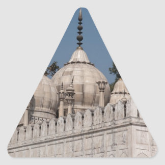 Pearl Mosque in Red Fort Stickers