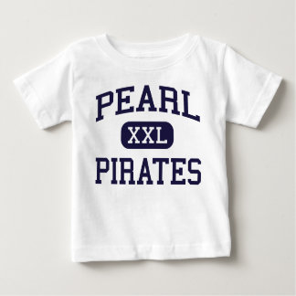Pearl - Pirates - High School - Pearl Mississippi Baby T-Shirt