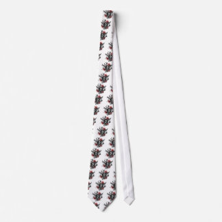 Pearl Ribbon And Wings Mesothelioma Tie