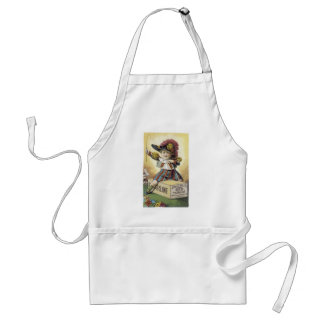 Pearline Washing Compound Aprons