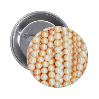 PEARLS :  ENJOY  and SHARE the JOY 6 Cm Round Badge