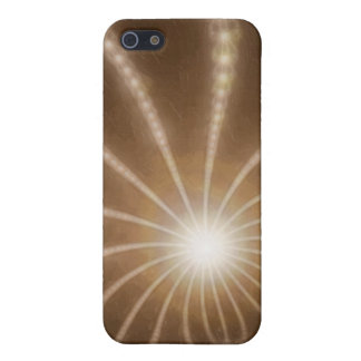 Pearls from the Deep 1 Brown iPhone 5 Case