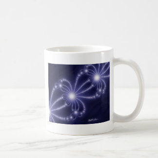 Pearls from the Deep 1 - Fractal Art Coffee Mugs