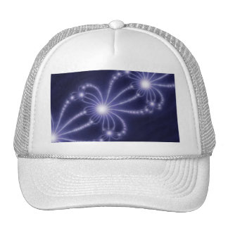 Pearls from the Deep 1 - Fractal Art Mesh Hat