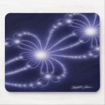 Pearls from the Deep 1 - Fractal Art Mouse Mats