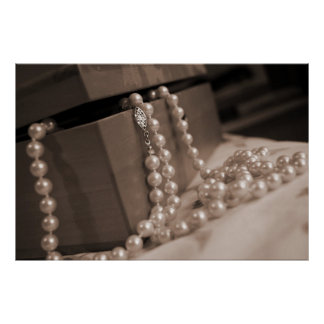 Pearls Print