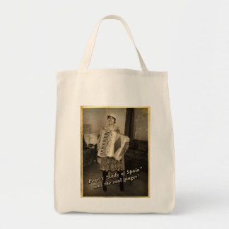Pearl's the Real Ginger Tote Bag