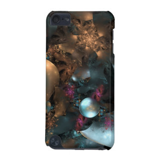 Pearly Abstract Digital Art Fractal iPod Touch 5G Cover